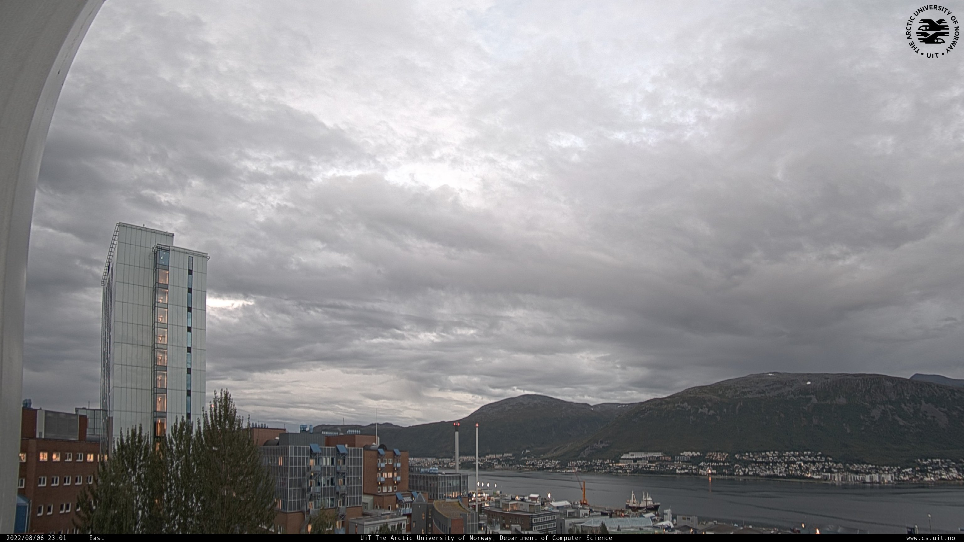 Webcam Tromsø