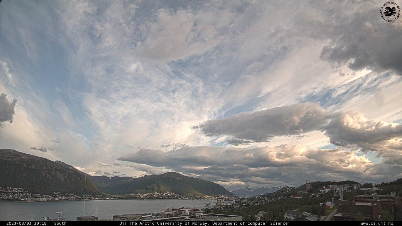 Tromsø - from the university
